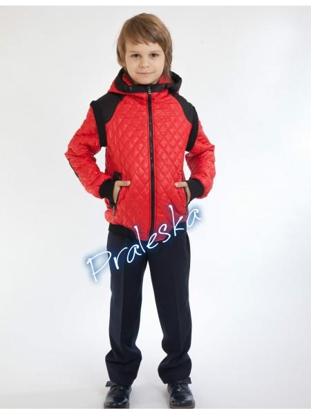 Куртка-трансформер для мальчика Модель 9817